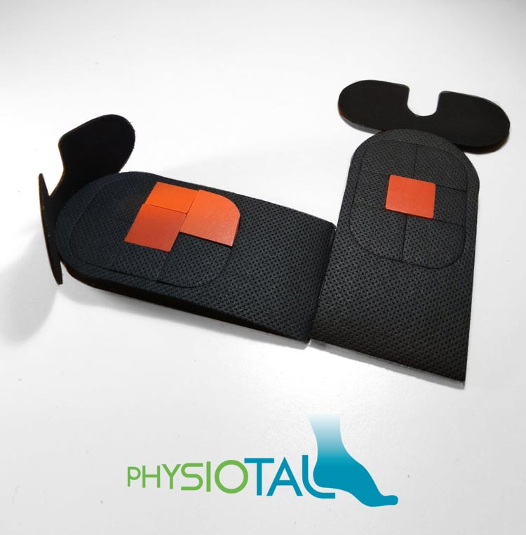 Physiotal epine calcaneenne